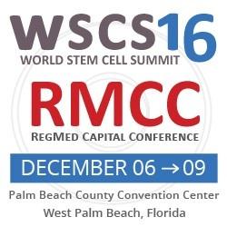World Stem Cell Summit 16 logo